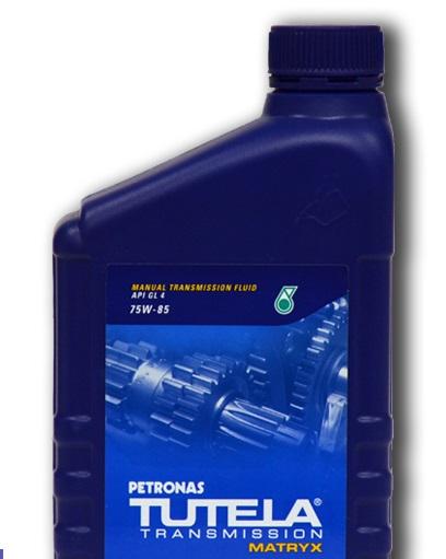 Трансмиссионное масло TUTELA TRANSMISSION MATRYX 75W85 1 л.