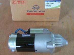 Стартер SsangYong Rexton/Kyron/Actyon E23/E32 (бензин)
