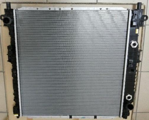 Радиатор системы охлаждения SsangYong Kyron/Actyon D20DT(6A/T), Е23(4A/T, 6A/T)