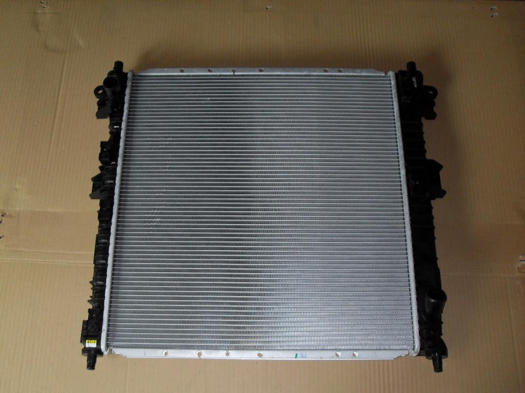 Радиатор системы охлаждения SsangYong Kyron/Actyon (МКПП)