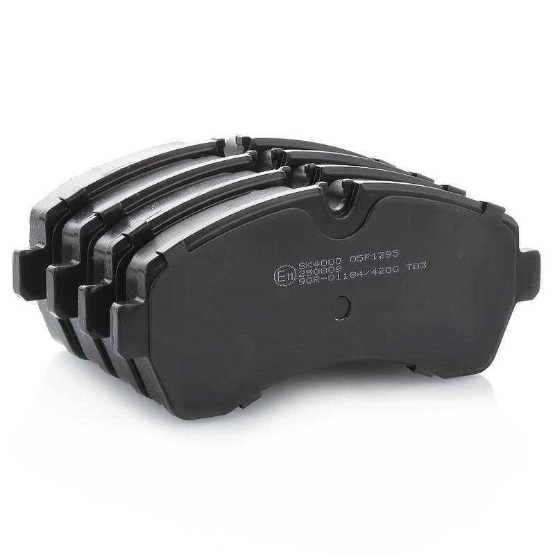 Комплект передних дисковых тормозных колодок MERCEDES-BENZ SPRINTER-906/Volkswagen Crafter/