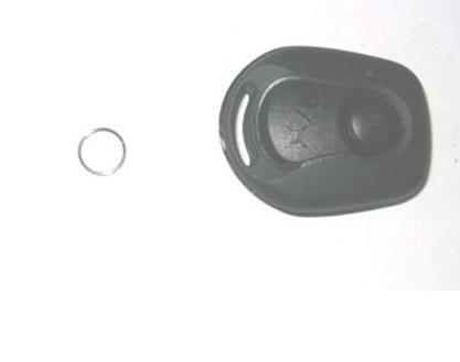 Брелок ключа зажигания с чипом SsangYong Rexton II/Kyron/Actyon DSL (Дизель)