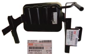 Бачок тормозной системы (вакумный) ISUZU NQR71.