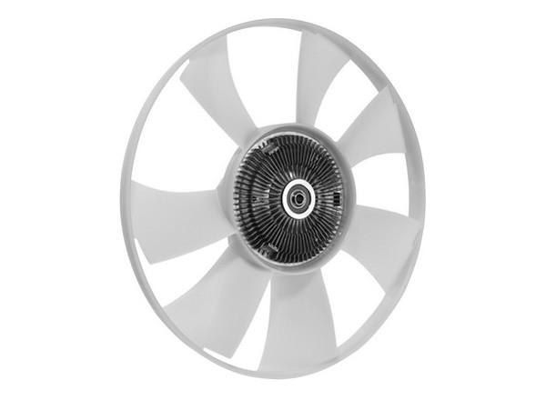 Вискомуфта привода вентилятора с крыльчаткой MERCEDES-BENZ SPRINTER-906/Volkswagen Crafter