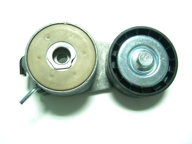 Натяжитель ремня генератора с роликом Fiat Doblo\Linea\Albea\Grande Punto (+A/C)