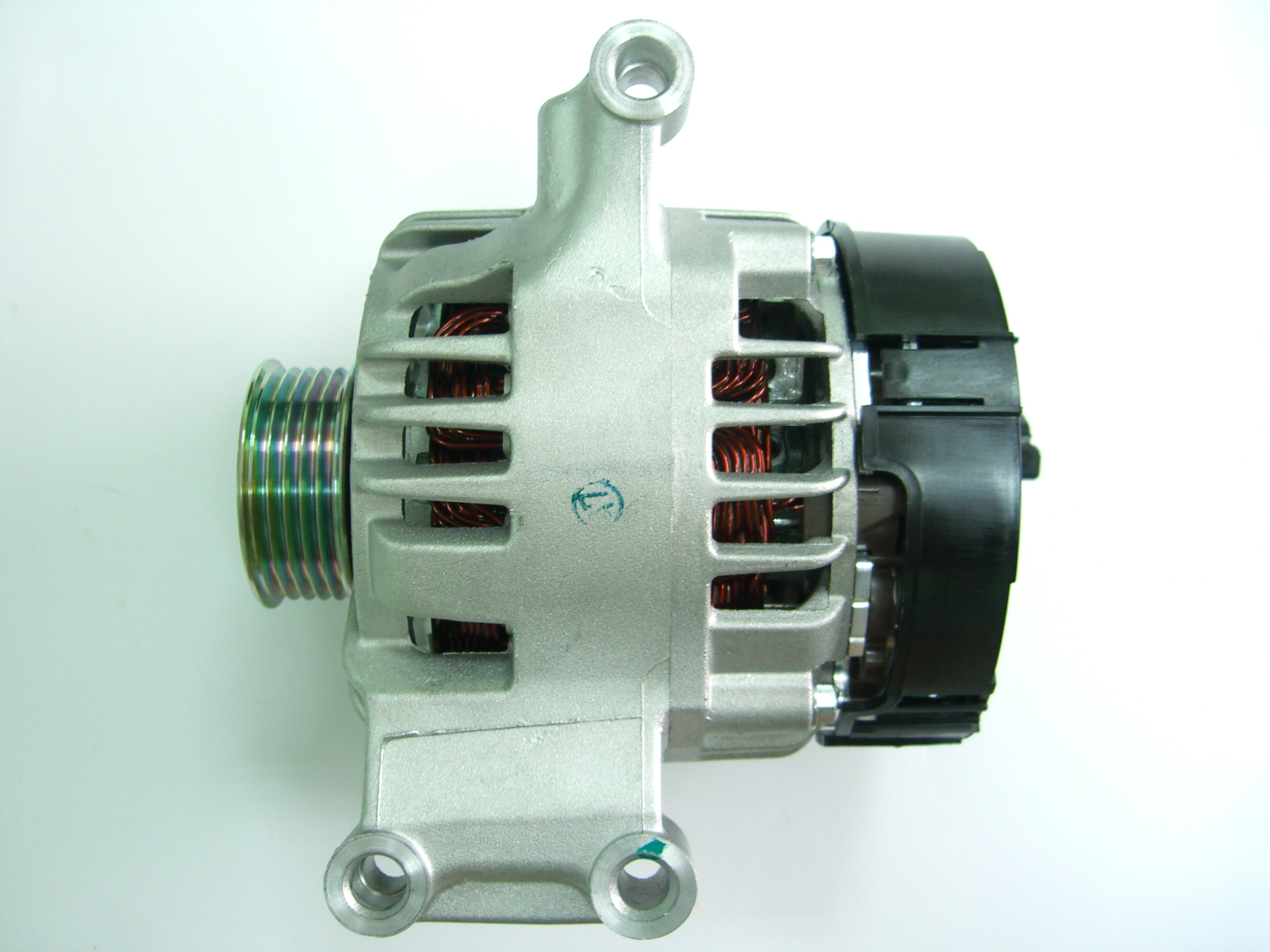 Генератор (90A) 14V (+AC) Fiat Panda/Linea/500/Grande Punto