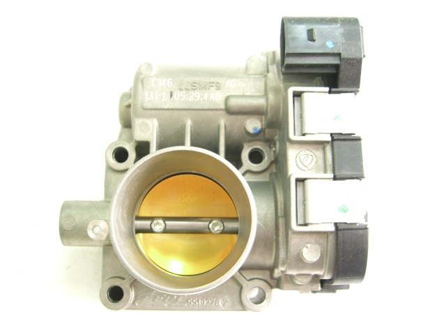 Заслонка дроссельная Fiat Doblo\Albea\Grande Punto 1.4MPI 8V