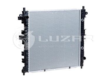 Радиатор системы охлаждения SsangYong Kyron/Actyon D20DT(5A/T)