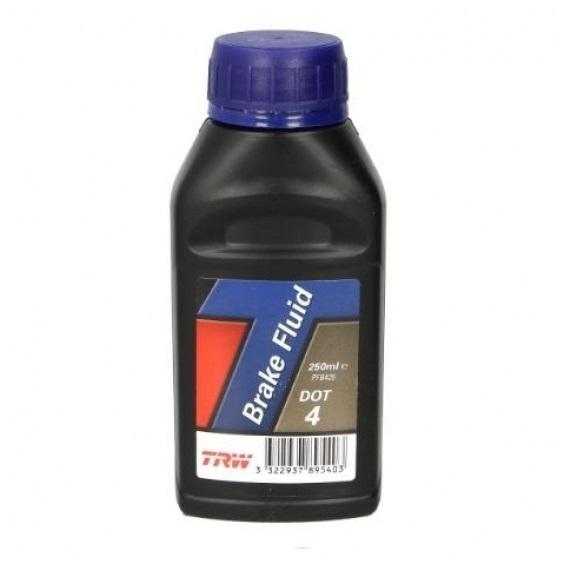 Жидкость тормозная TRW DOT 4 0,5л